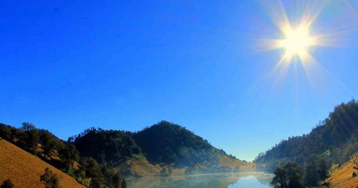 24 Foto Pemandangan Gunung Semeru Di 2020 Pemandangan Pegunungan Gambar