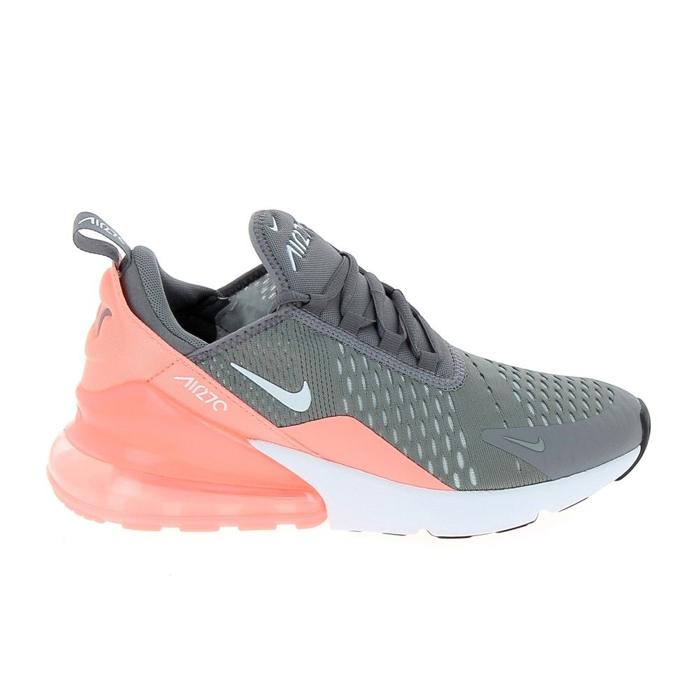 outlet store bf552 f4a1d NIKE Air Max 270 Jr Gris Rose