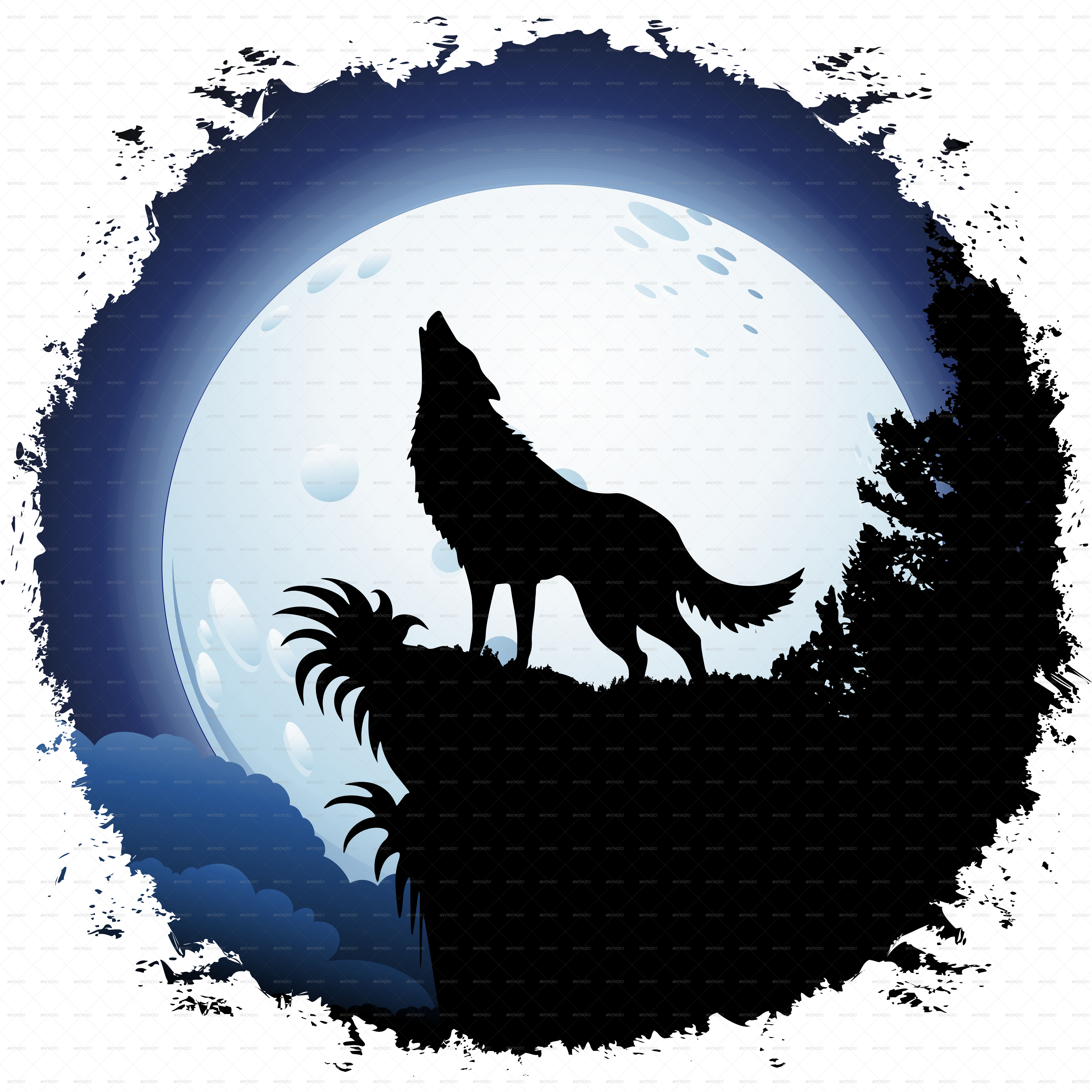 Free Image On Pixabay Silhouette Wolf Howling Art Animal Silhouette Wolf Silhouette Wolf Images