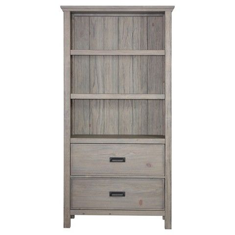 Gilford Bookcase With Drawers Threshold With Images