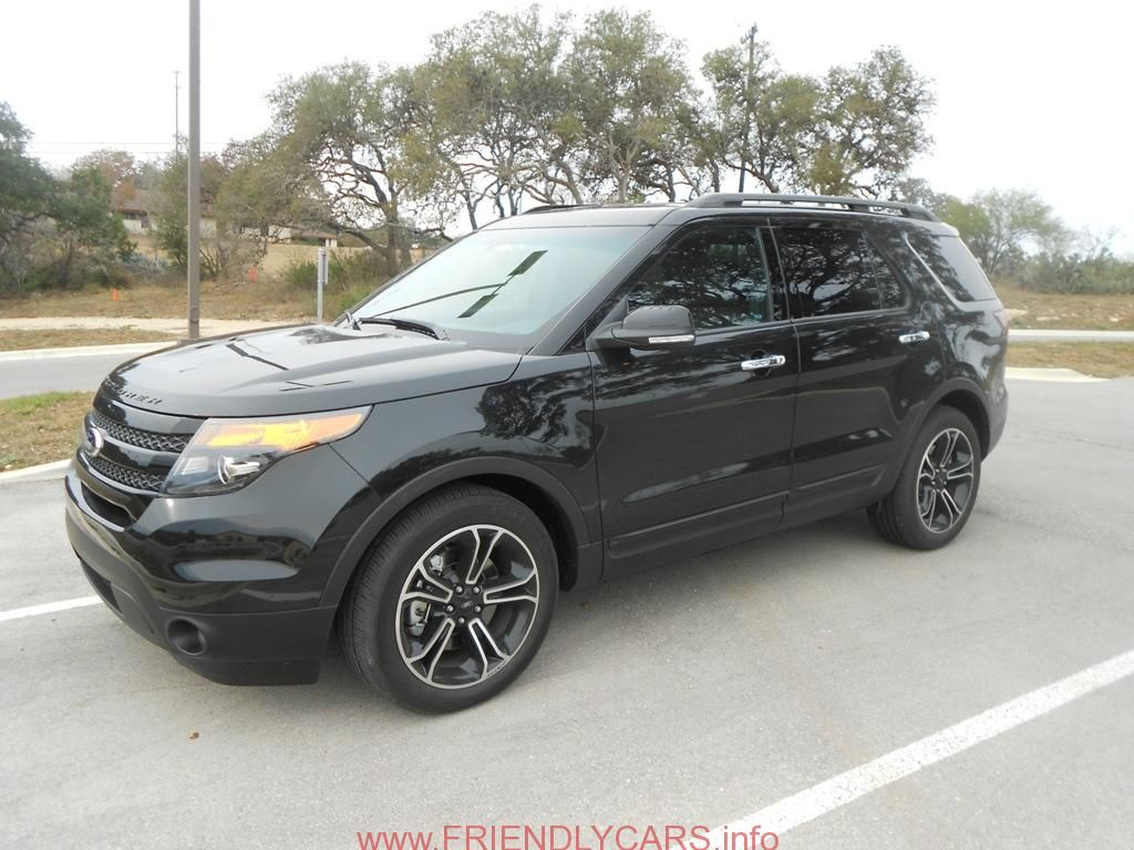 Cool Ford Explorer Blacked Out Car Images Hd Review 2013 Ford Explorer Sport Ecoboost Autosavant Autosa Ford Explorer 2014 Ford Explorer 2014 Ford Explorer Xlt