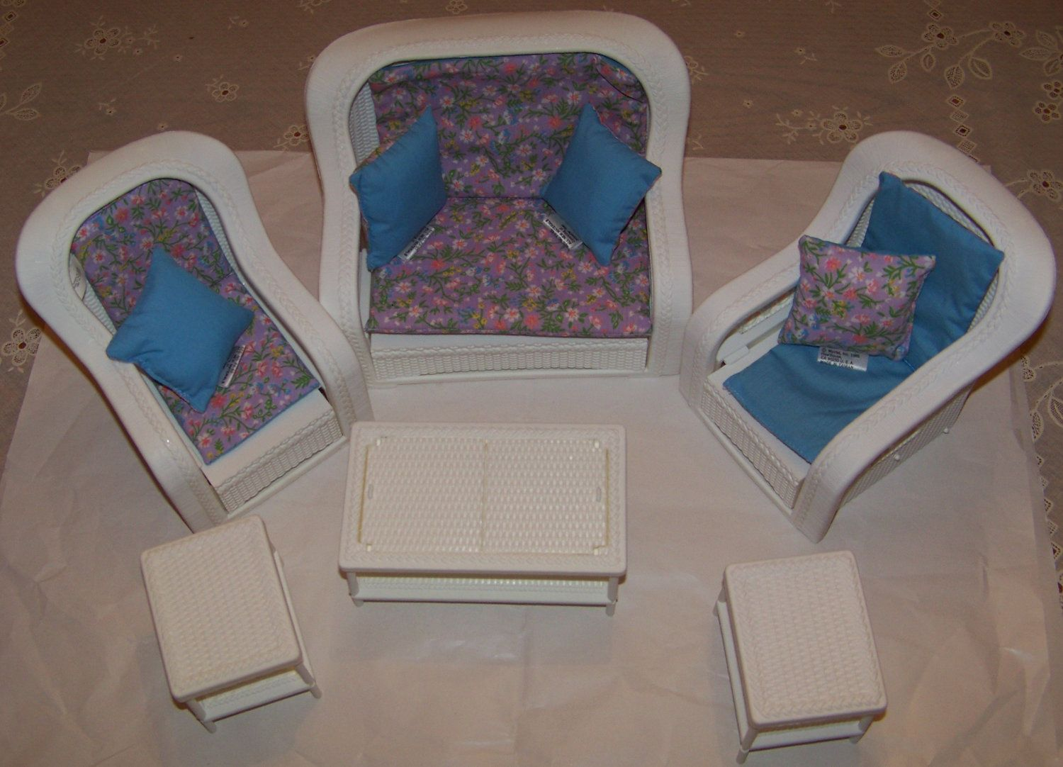 1980 S Vintage Barbie Furniture I Had This Set It Was