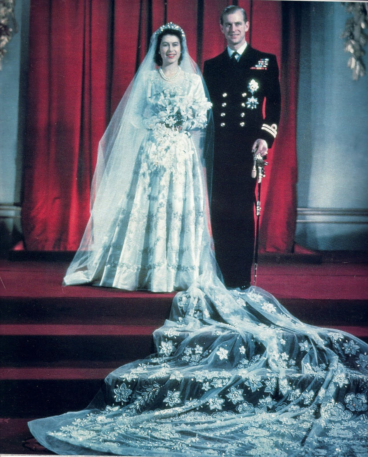 A Royal Wedding And Some More Queen Elizabeth Wedding Royal Wedding Gowns Wedding Dress Long Sleeve