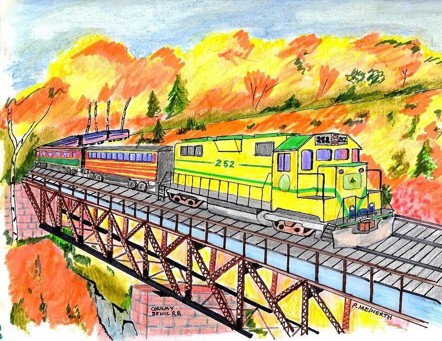 Model Railway Train Hobby Garden Hoodie
