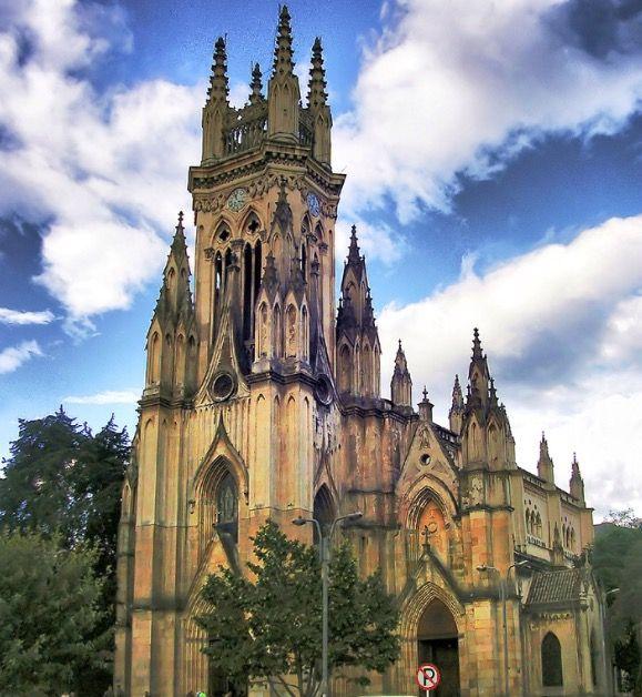 Lourdes, Bogotá