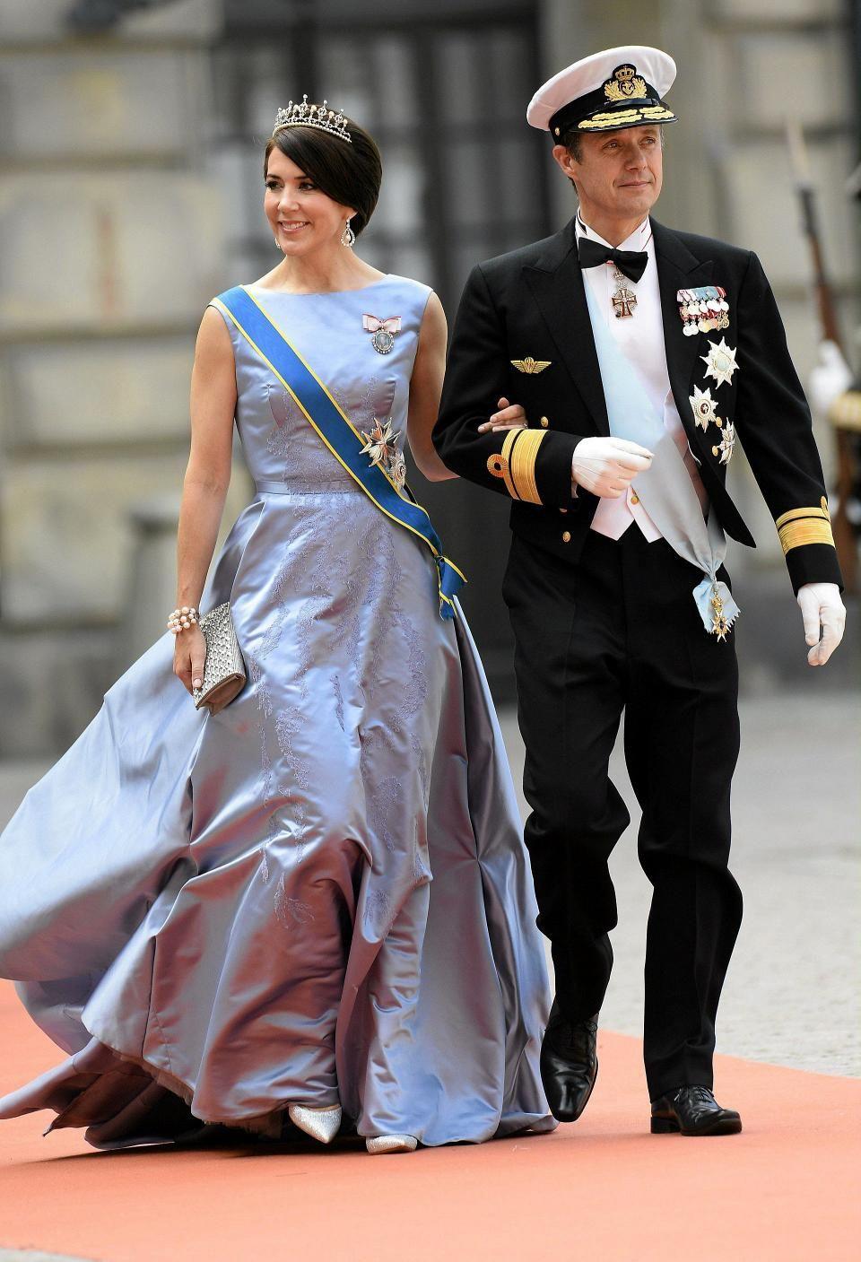 Tanskan Frederik Ja Mary