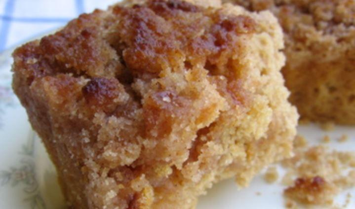 Easy Coffee Cake Recipe King Arthur: Grandma's Coffee Crumb Cake