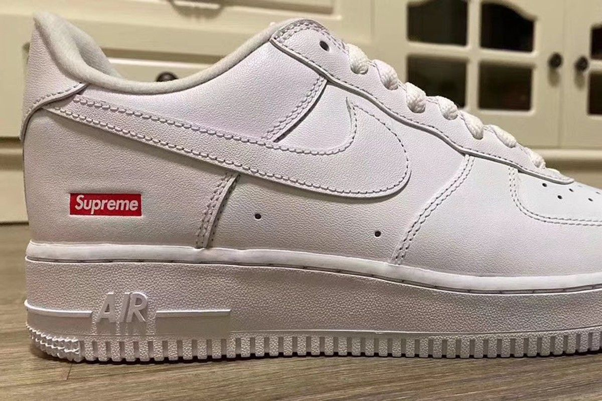 Supreme X Nike Air Force 1 Low Will Restock Don T Freak Out In 2020 Nike Air Nike Air Force Nike