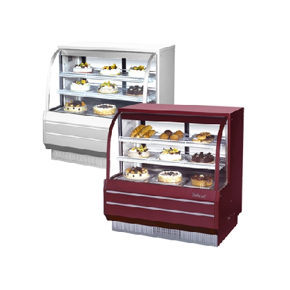 Gabinetes para Postres No Refrigerados (123 cm) - Non Refrigerated Dessert Cabinets (123 cm)