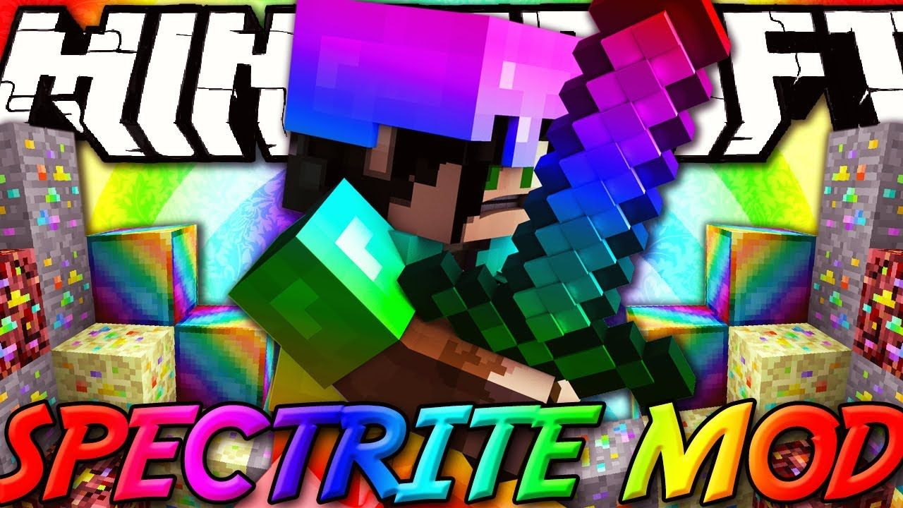 Minecraft Spectrite Mod 1 12 2/1 11 2 Download | My picky