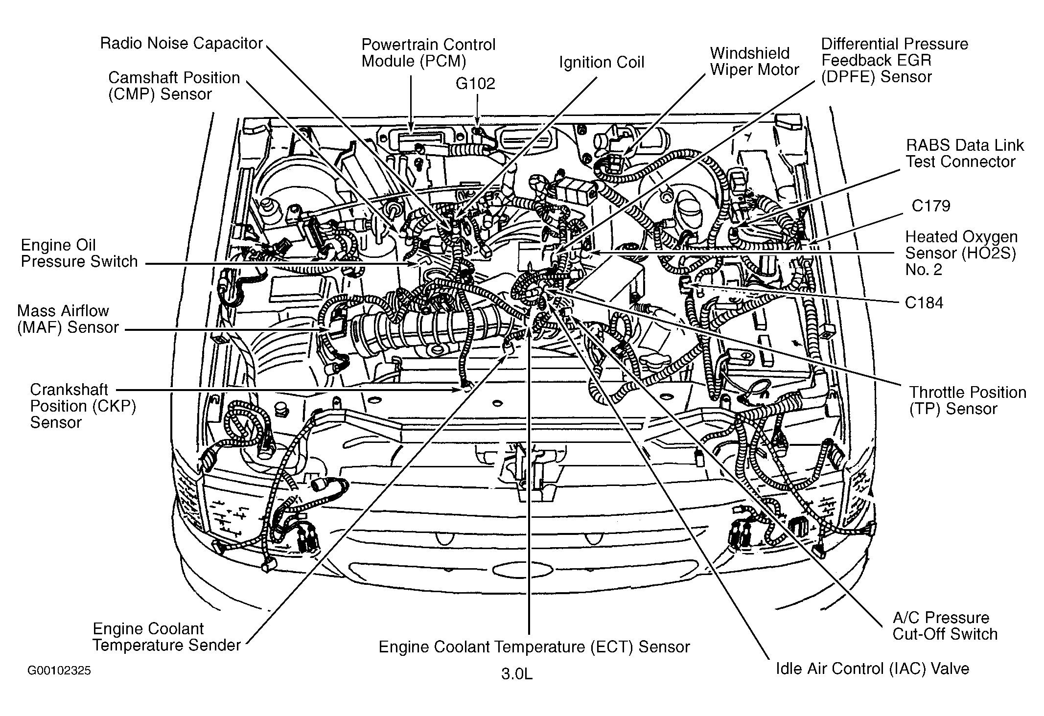2013 Ford Escape Engine Bay Diagram In 2021 Ford Ranger 2004 Ford Ranger Ford Ranger Sport