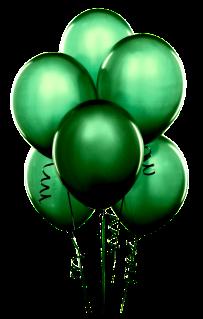 fandomdatabase | Verde, Cores, Baloes decorados