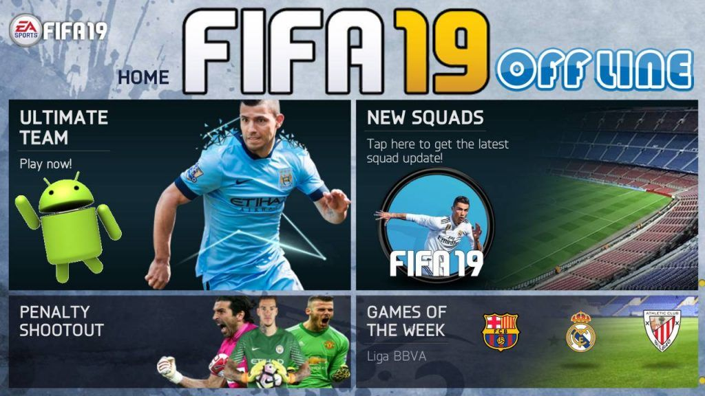 New Fifa 19 Android Mobile Offline Mod Apk Obb Data Download
