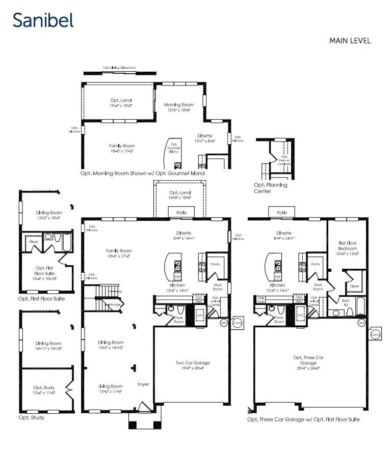 Sanibel Floorplan Dreamhome Newhome Ryanhomes Lakehome Lakehouse Lakelife Home Mainlevel Ryan Homes New Homes For Sale New Homes