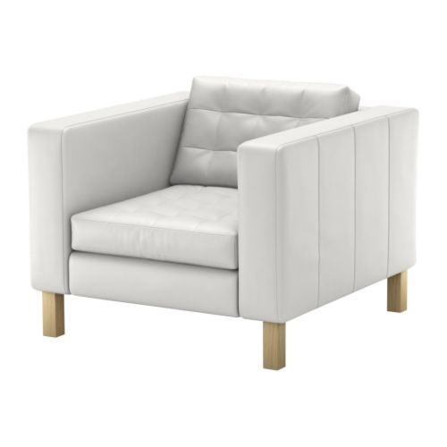 ikea leather chairs leather chair white. KARLSTAD Chair - Easy Care Leather Tufted/Grann White IKEA Width: 35 7 Ikea Chairs