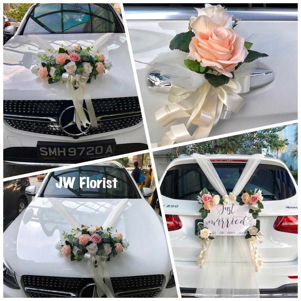 Bridal Car Decoration Bridal Car Decoration Di 2020