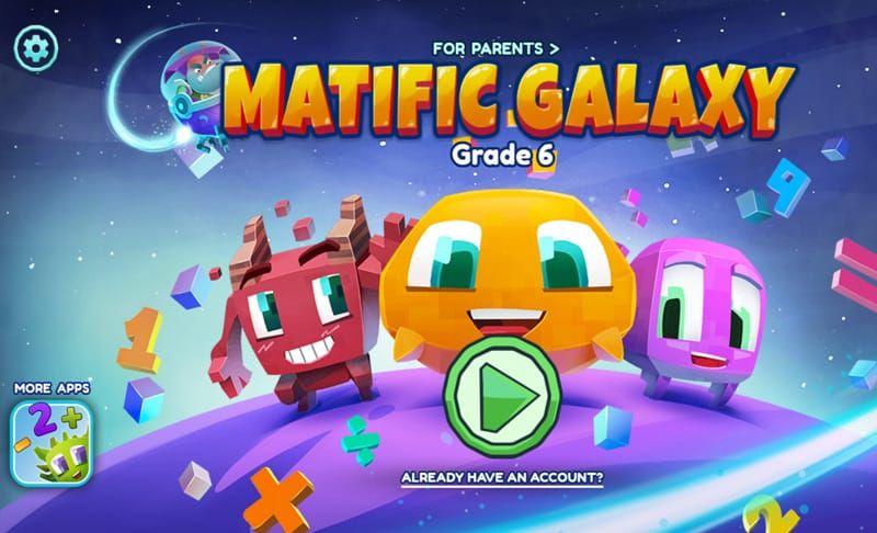 Matific Galaxy Fun Maths App Fun Math Learning Games Math Games
