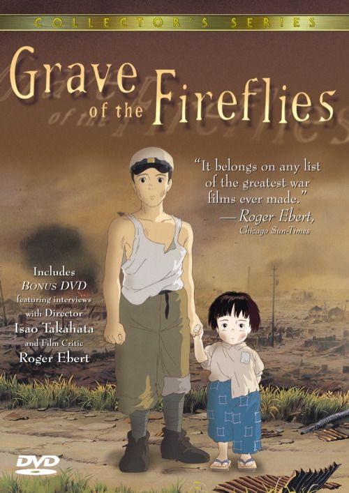 Grave Of The Fireflies Is A Japanese Animated Movie About -4136