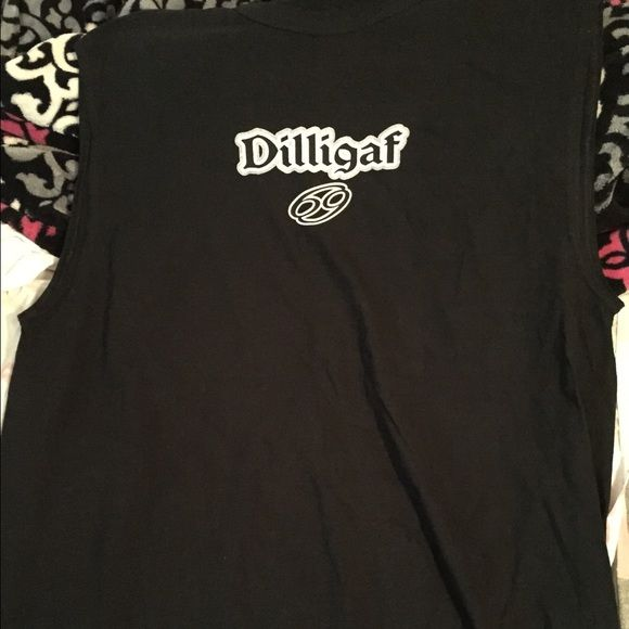 Men's diligaf sleeveless shirt XL Never worn but no tags no defects great condition Shirts
