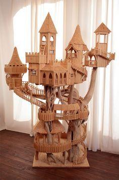 (Denny Schuster bark carving - Google Search