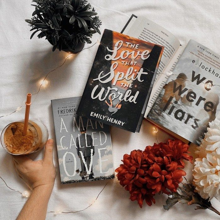One change in my bookstagram photos made me happier about my feed