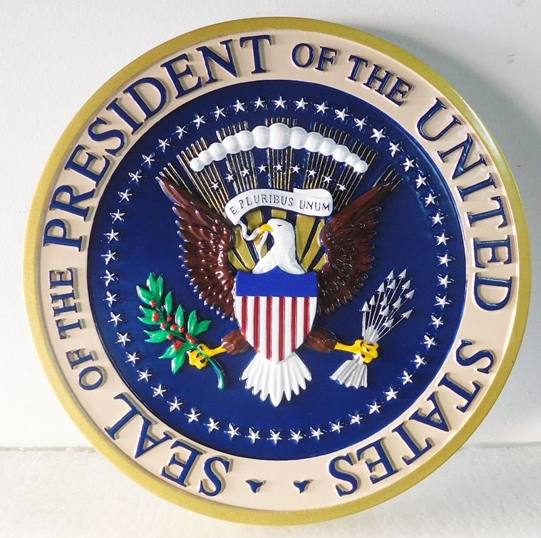 37++ Seal of the president of the united states coloring page free download