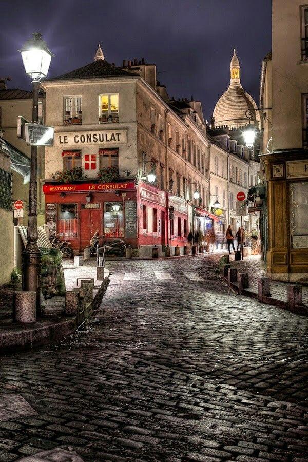 Paris. Mont Martre