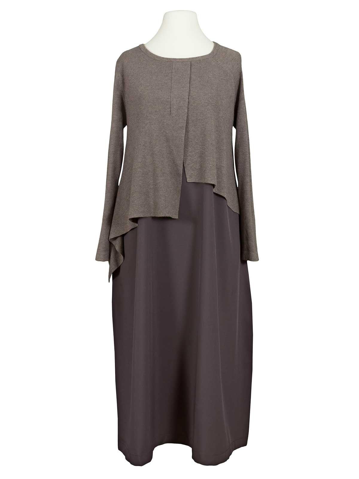 Kleid im Lagenlook, braun   Herbstmode Damen 2018   Pinterest ... 2eba91e5b2