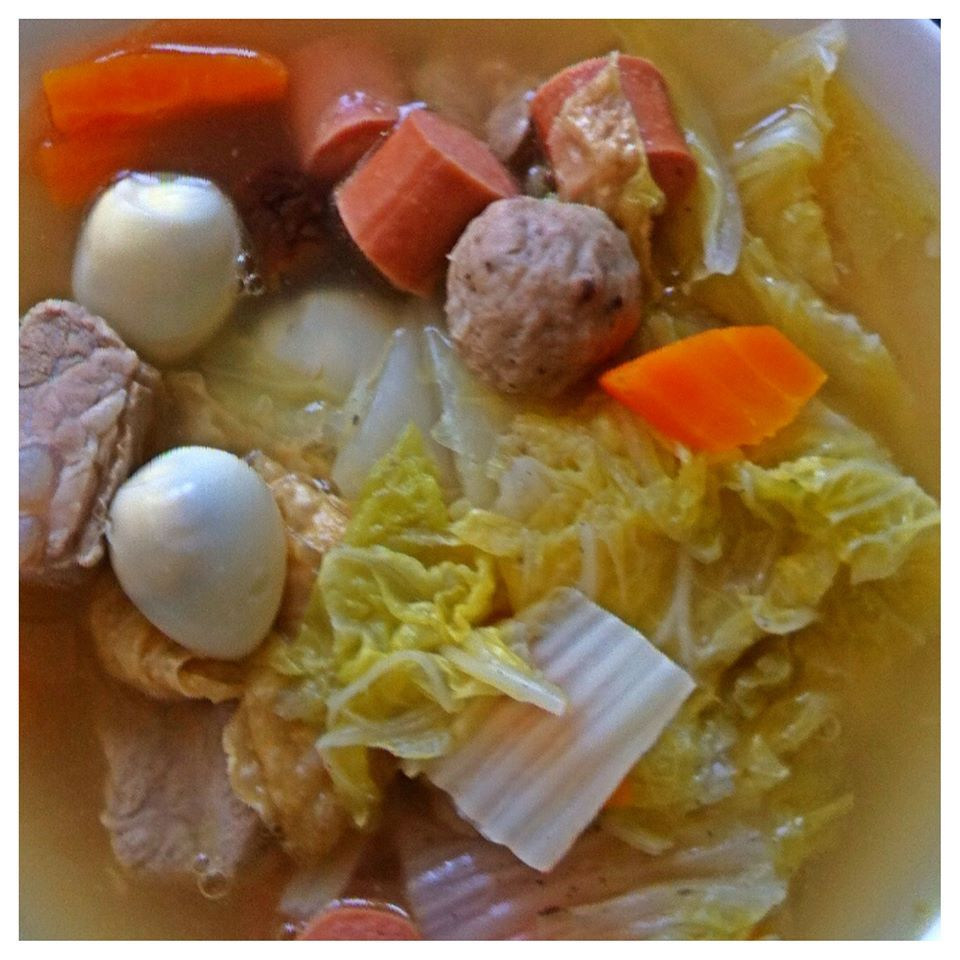 S5 chinese cabbage napa soup httpsfacebook food forumfinder Image collections
