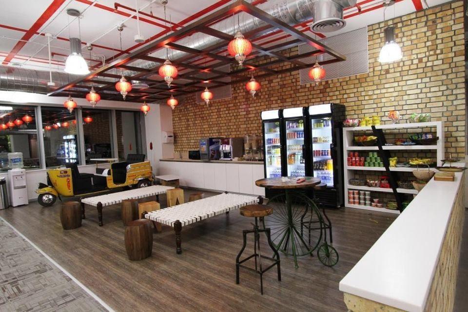 facebook home office. \ Facebook Home Office O