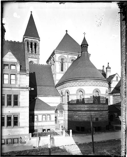 St  Agnes Chapel [121-147 West 91st Street, between