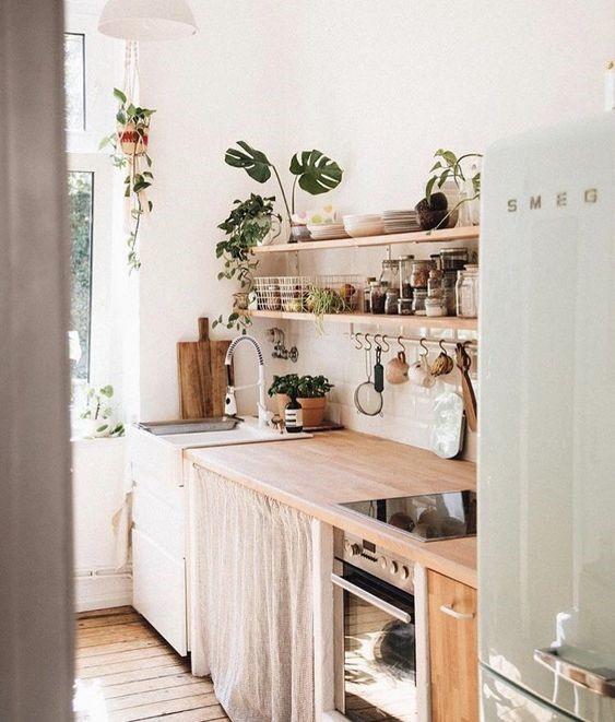 상부장 없는 스타일의 주방인테리어 10곳 네이버 블로그 부엌 인테리어 디자인 부엌 디자인 아파트 부엌