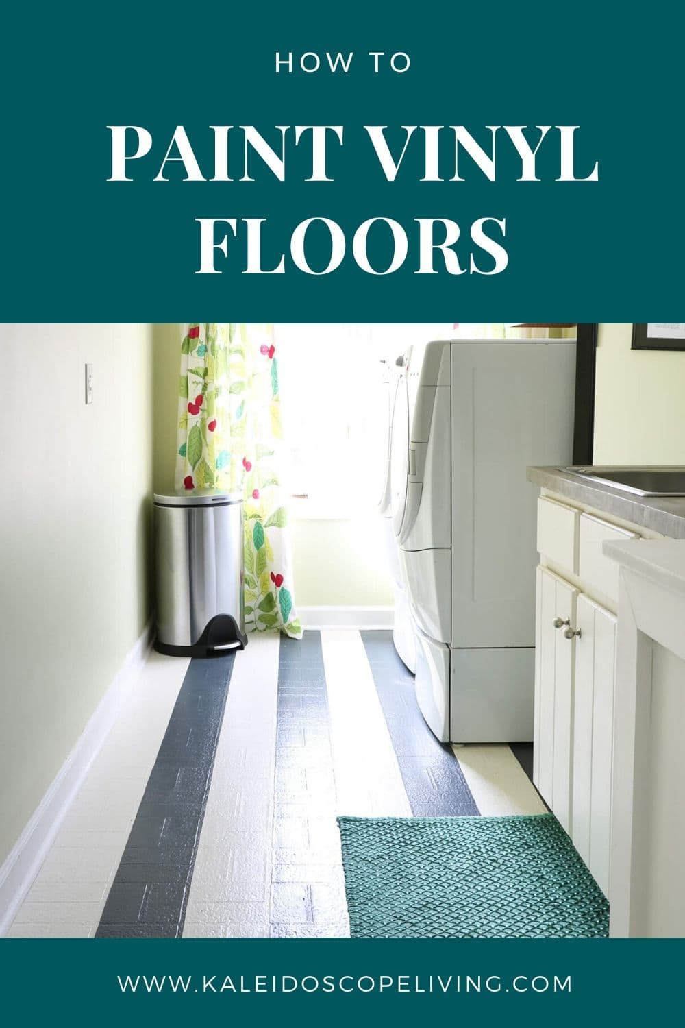 How To Paint Vinyl Floors Long Lasting Results In 2020 Painted Vinyl Floors Vinyl Flooring Flooring
