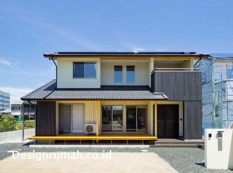 Desain Rumah Jepang Modern Minimalis Rumah Minimalis Desain Rumah Desain Rumah Minimalis