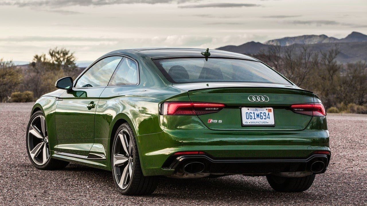 Audi RS5 2018 review - worth £13k more than an S5? : Exterior ...