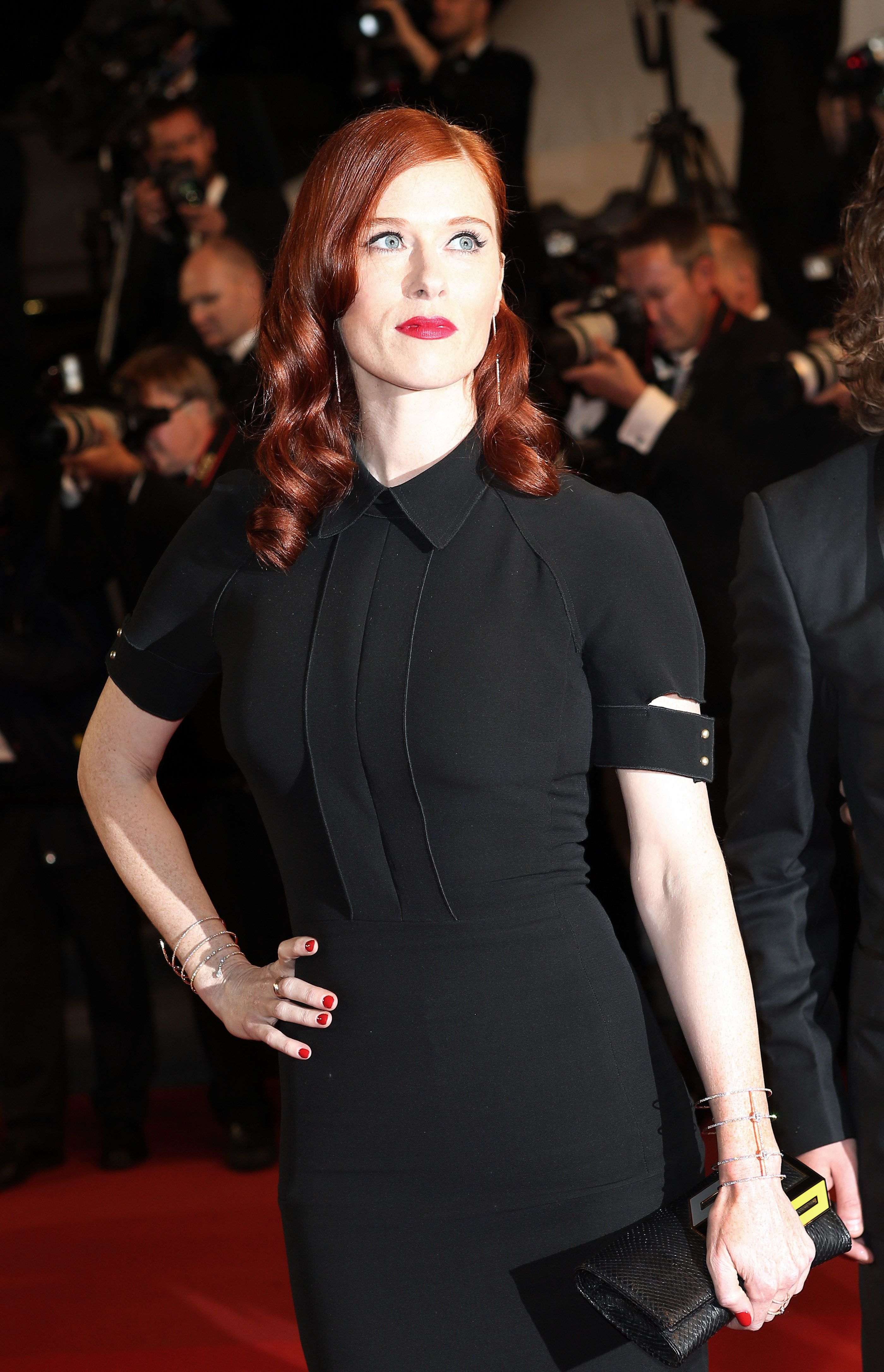 Audrey Fleurot Cannes 2014 Messika Jewels  Tutte Le Cose -7976