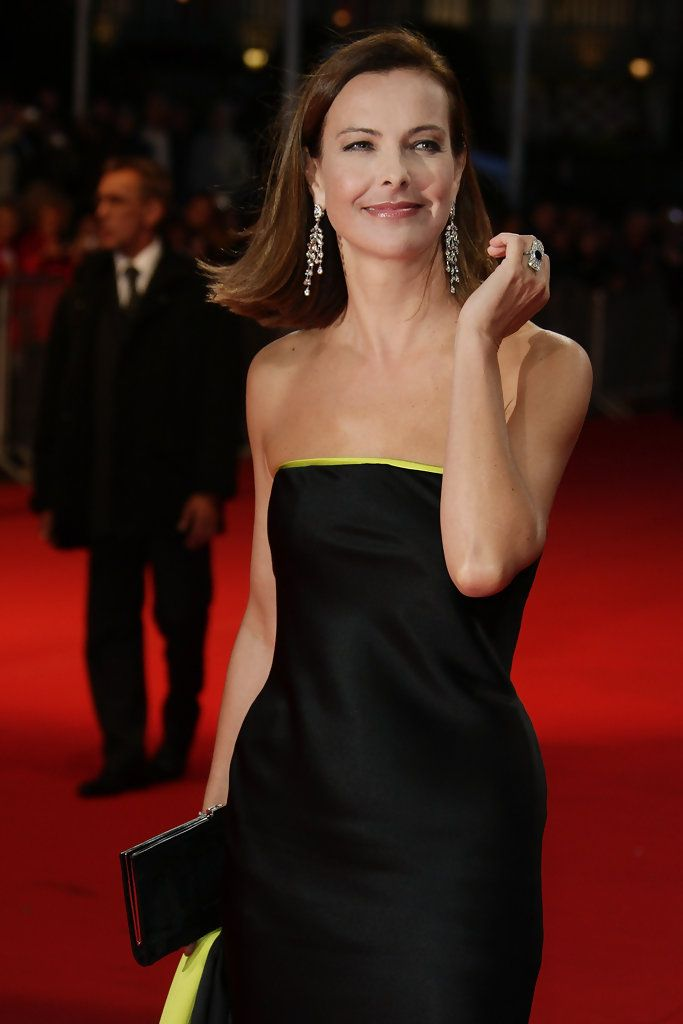 More Pics of Carole Bouquet Evening Dress (10 of 10) - Carole Bouquet . d9f9f58314c5