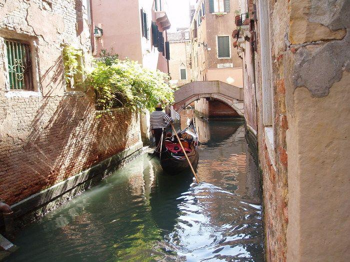 On to Venice, fairy tale beauty