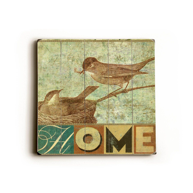 Modern Wooden Bird Wall Art Photos - The Wall Art Decorations ...