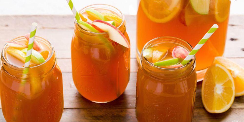 Apple Cider Sangria #applecidersangriarecipe