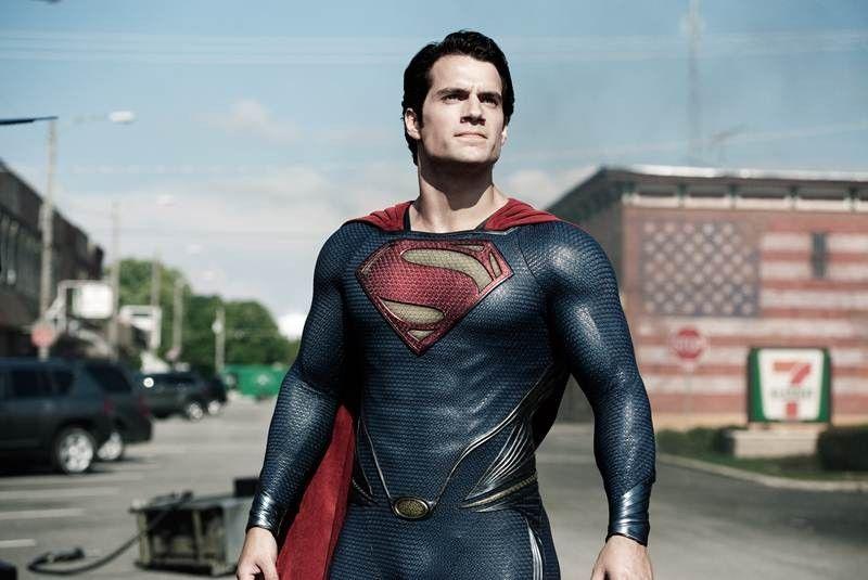 Plano Normal - El Hombre de Acero - Zack Snyder