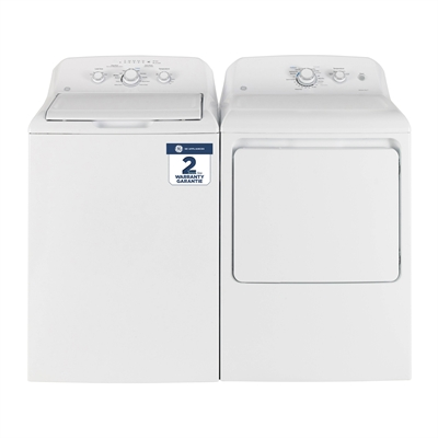 Ge Laundry Pair Washer And Dryer Set Gtw330bmmww Gtd40ebmkww Ge Washer And Dryer Laundry Pair Washer And Dryer