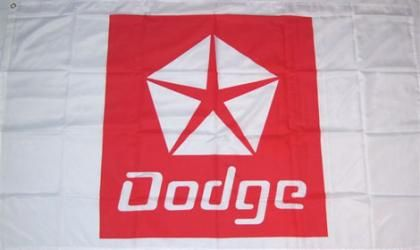 Dodge Automotive Logo 3 X 5 Flag Automotive Logo Flag Signs Flag