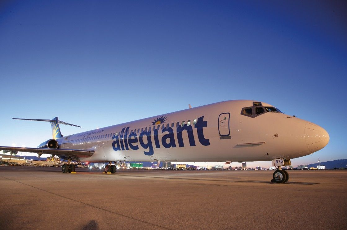 Allegiant Air Flights From Lima To Fla Start Friday