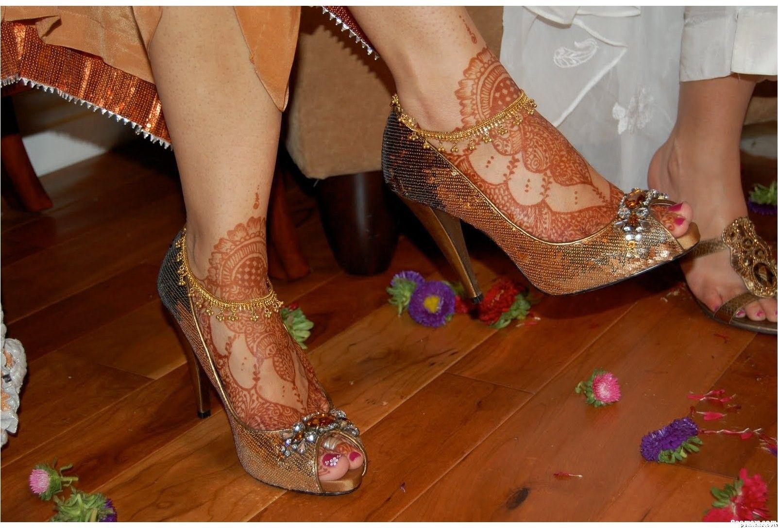 Mehndi Wallpapers Feet : Image detail for mehndi design photo bugs body art