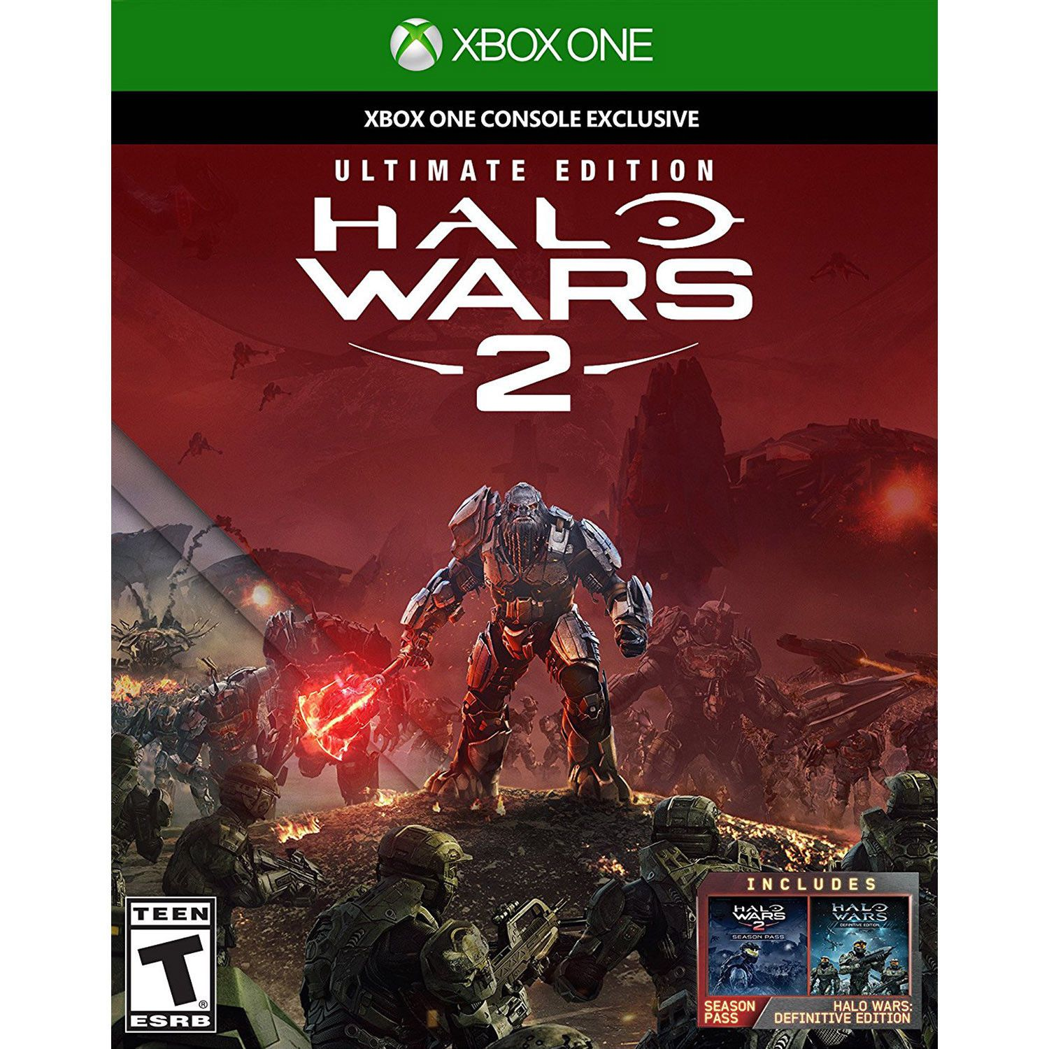 Details About Halo Wars 2 Ultimate Edition Xbox One Brand New