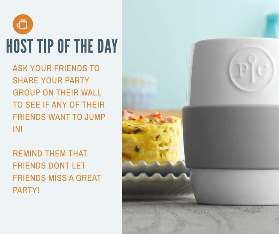 Host Tip Of The Day🎈🎉🎈 Tiny Cc Amandacooksforyou