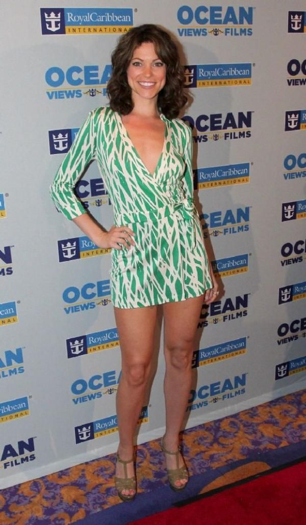 Courtney Henggeler Topless