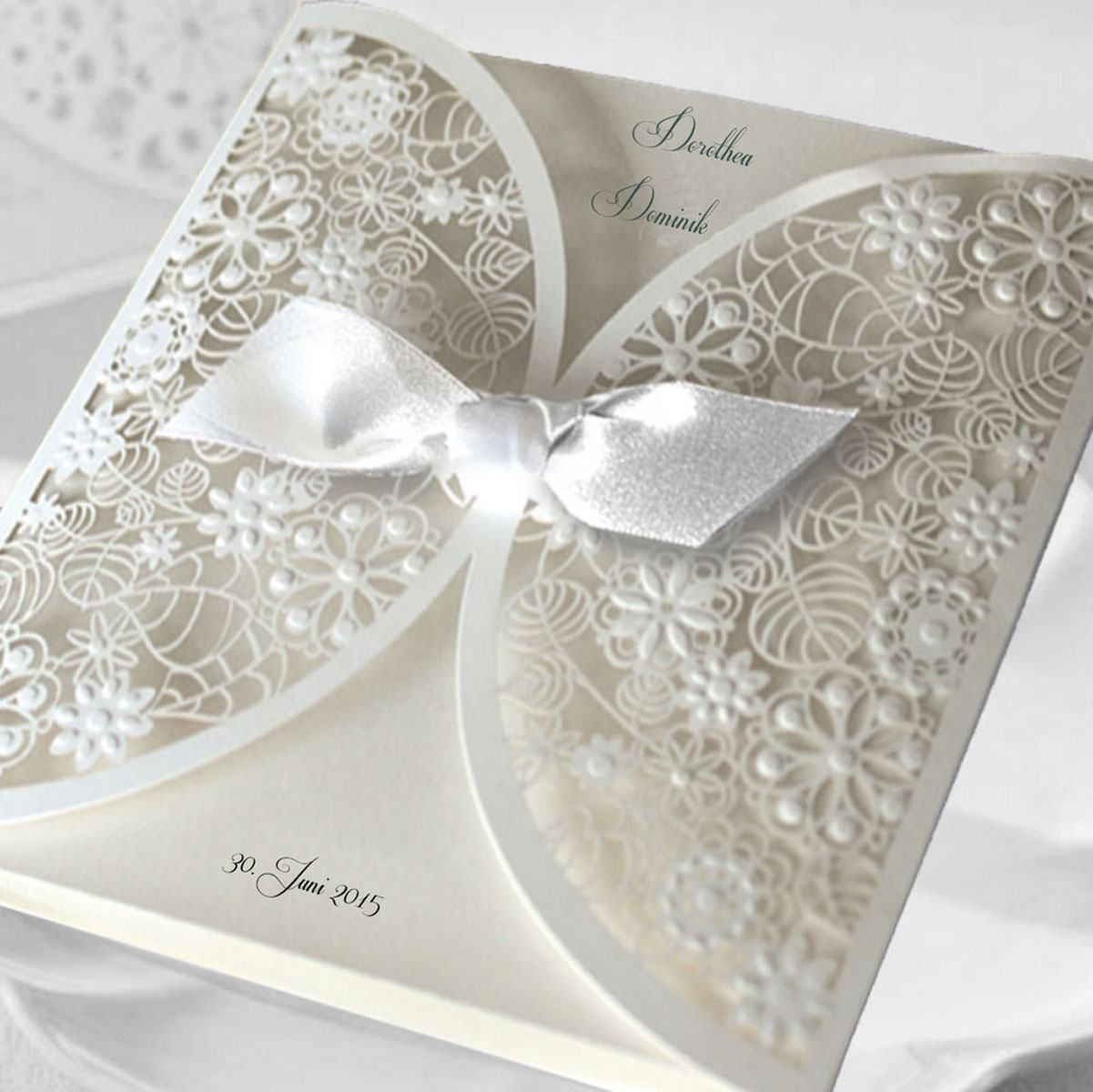 Einladungskarten Hochzeit Außergewöhnlich