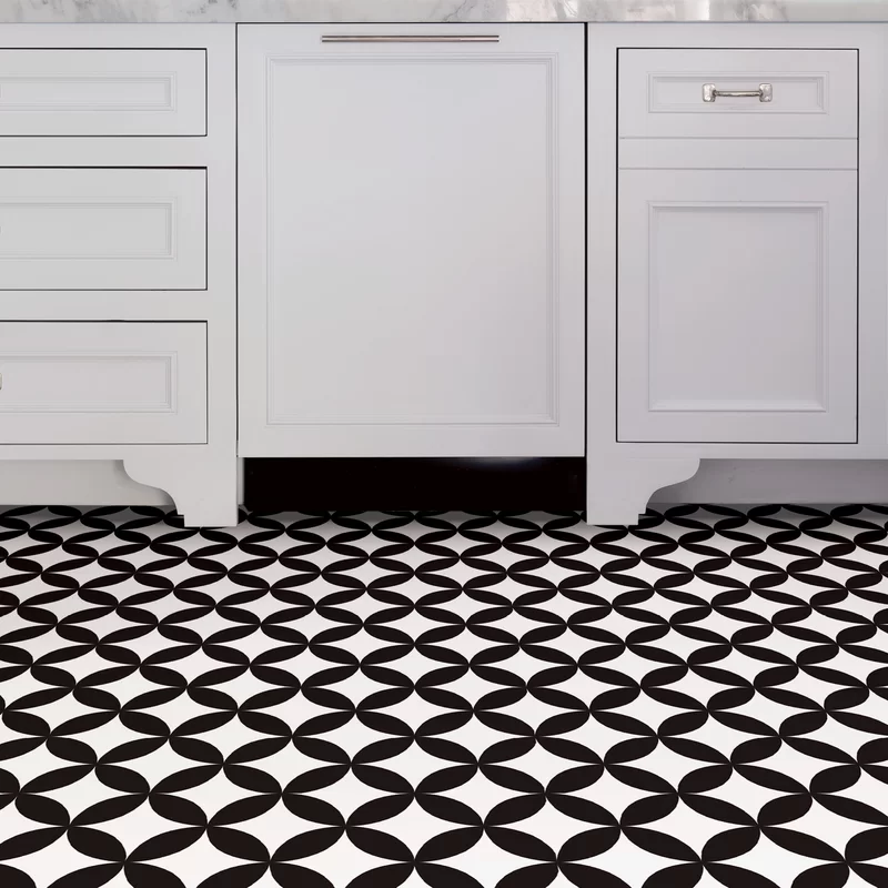 Our Guide To The Best Peel Stick Decorative Tile Decals Flooring Vinyl Flooring Vinyl Tile Flooring